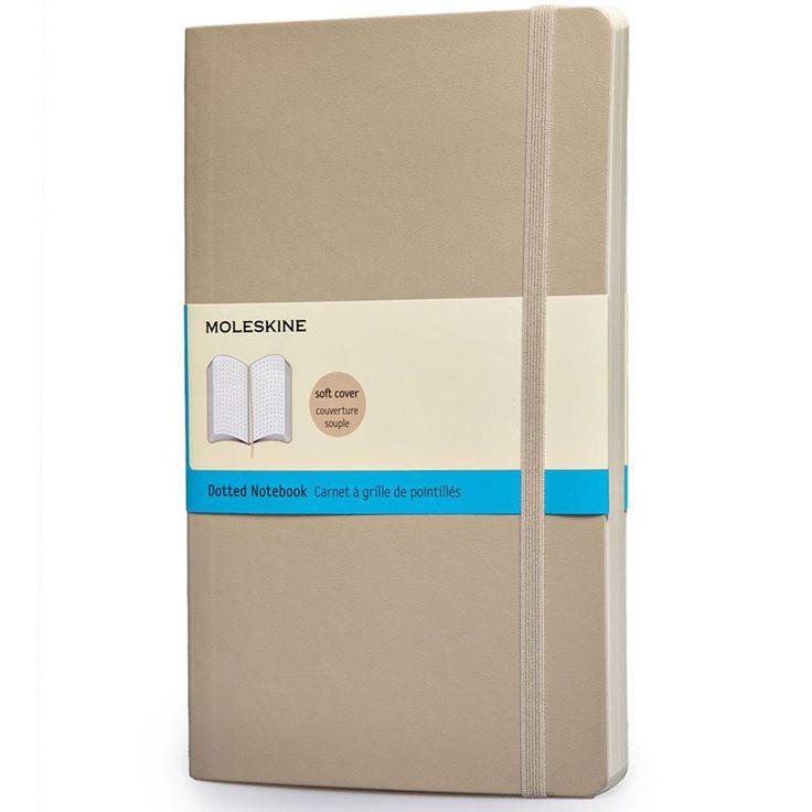 Moleskine Dotted Notebook Large Softcover kopen? Bestel bij fonQ.nl