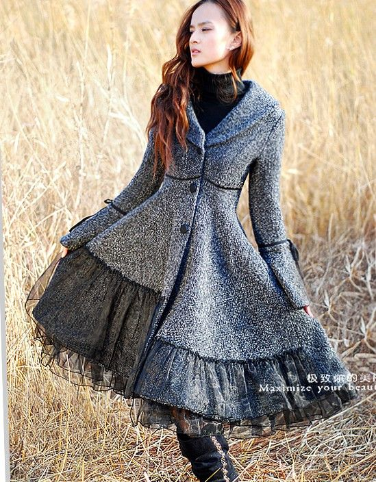 Oh how I love coats...