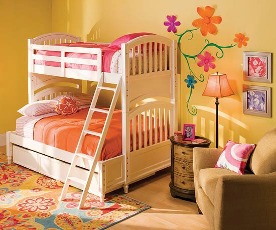 Adorable Kids Rooms From Raymour Amp Flanigan Home Kids Room Girls Bedroom Room