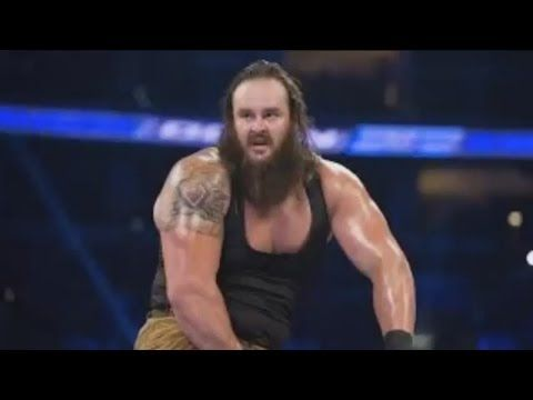 Latest WWE Fight: Kalisto vs. Braun Strowman — Dumpster Match: Raw, ...