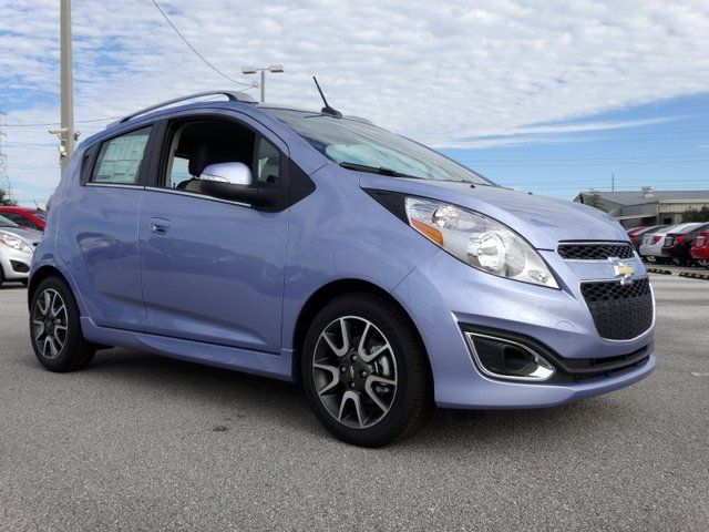 2014 Chevrolet Spark LT - Grape Ice