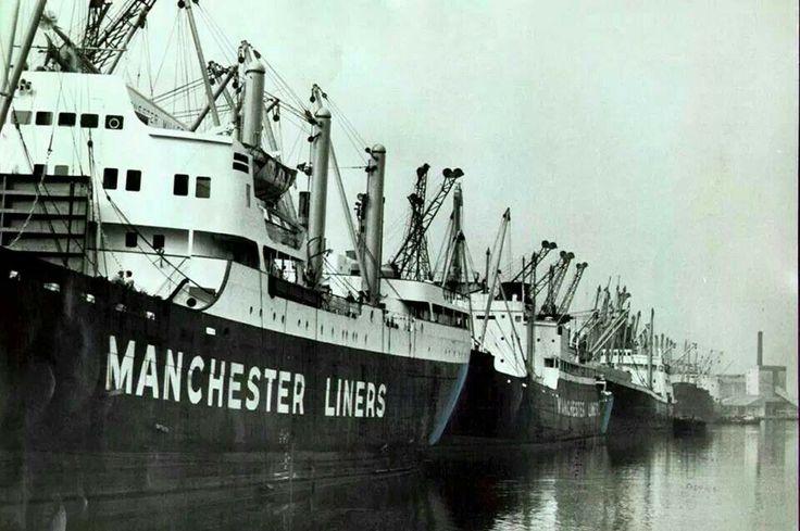 Salford docks memories