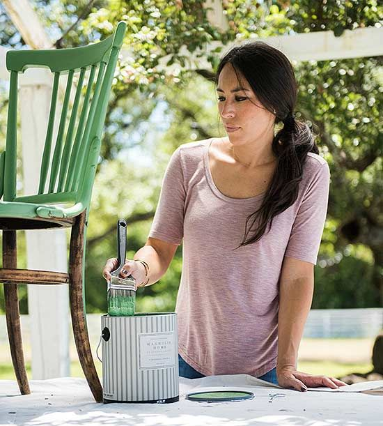 Joanna Gaines continues to inspire with home decor and color. Find out what colors are on her radar for 2018 and how to incorporate them into your home. #joannagaines #fixerupper #magnoliahome #paint