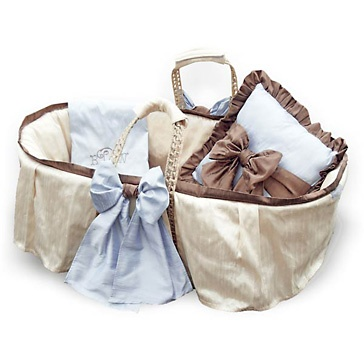 how to make a moses basket