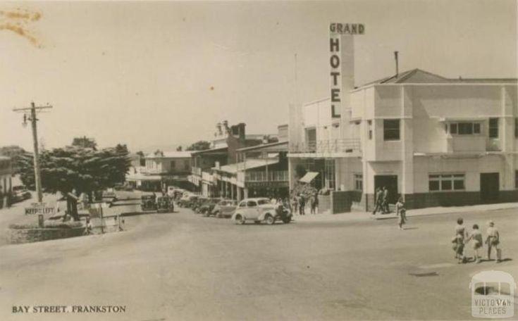Bay Street, Frankston