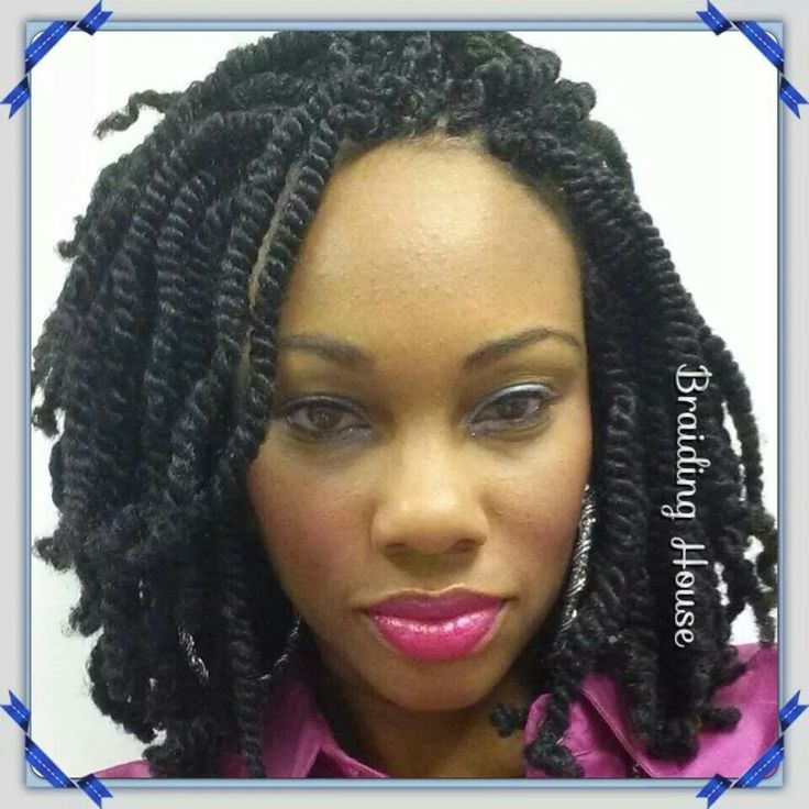 Spring Twist Braids Twists And Protective Styles