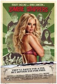 Zombie Strippers -DVD Tiinalta :) Päivän Pikaisista, maaliskuu 2013