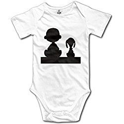Charlie Brown And Snoopy Baby Onesie Outfits