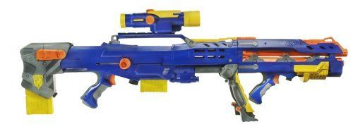 Nerf N-Strike Longshot CS-6 Longest