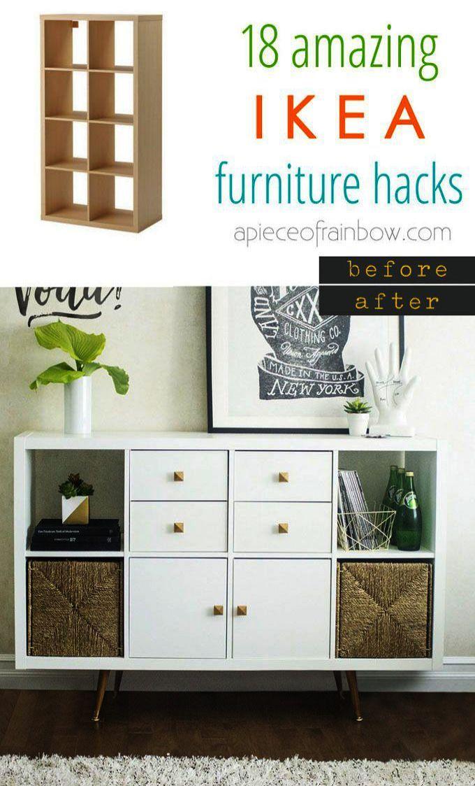Granite Top Kitchen Cart Natural Base The Furniture Blogger Ikea Furniture Hacks Furniture Hacks Diy Ikea Hacks