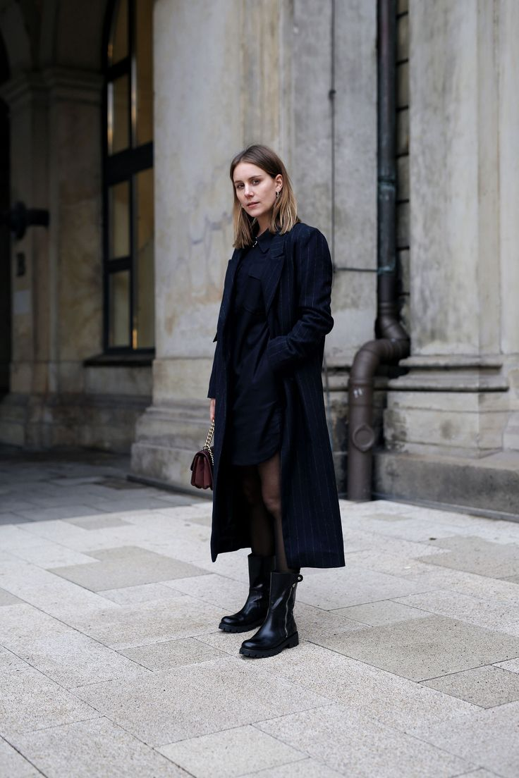 streetstyle trendfarbe 2019 navy blue ss19 dunkelblaues