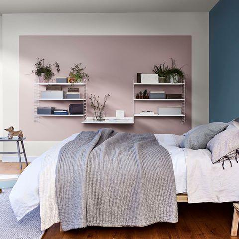 40 beste afbeeldingen van flexa heart wood is de kleur van het jaar 2018 - Volwassen kamer trend ...