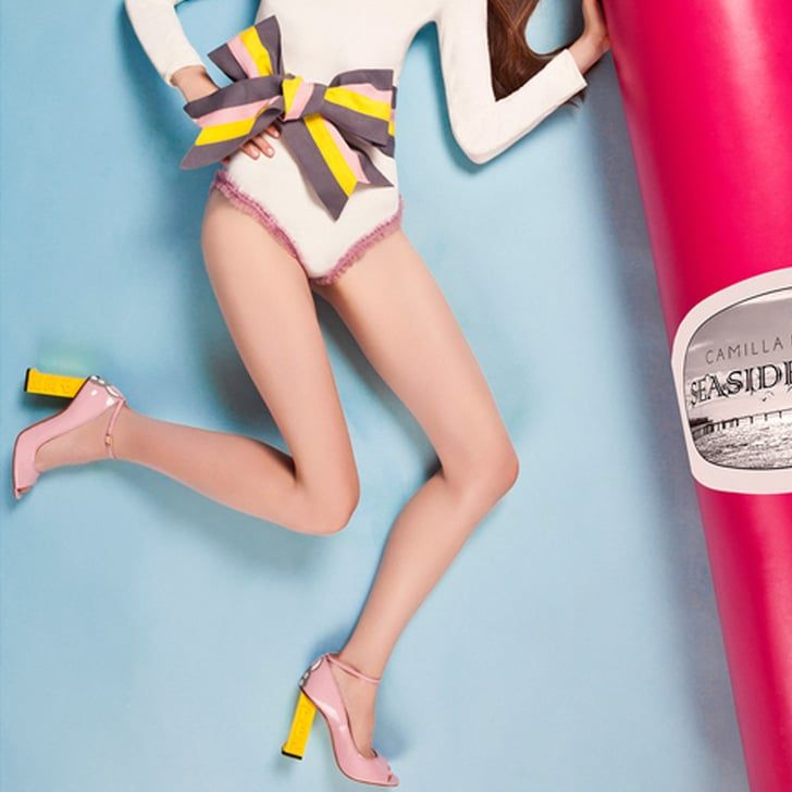 Pin for Later: The Fashionably Nostalgic Candy Heels That'll Be Top of Your Christmas List