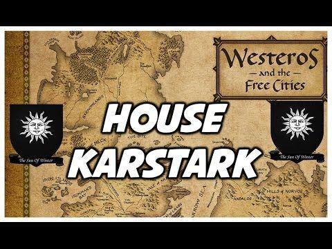 House Karstark (WARNING: Winds of Winter Spoilers)