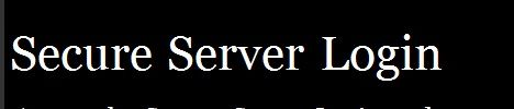 Secure Server Login. Sign in to obtain access to your Secure Server account. Visit http://secureserver.loginj.net/