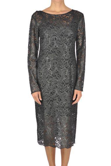 Acquista Abiti Pinko su glamest.com, ordina Abito Sandersonia in pizzo  Pinko donna al 50% di sconto su Glamest.com luxury outlet.