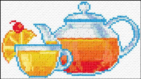 Embroidery Kit 2236