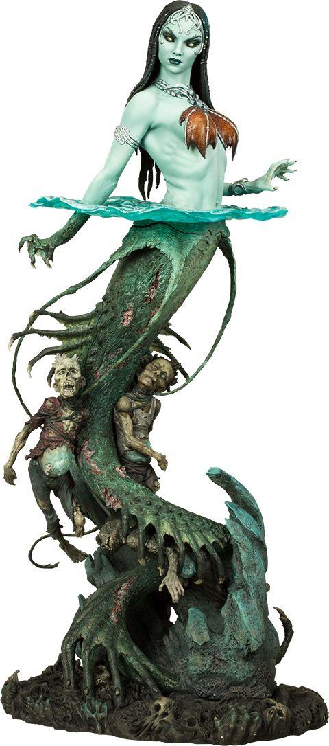 Pre-Order Sideshow Death's Siren Gallevarbe Premium Format Figure