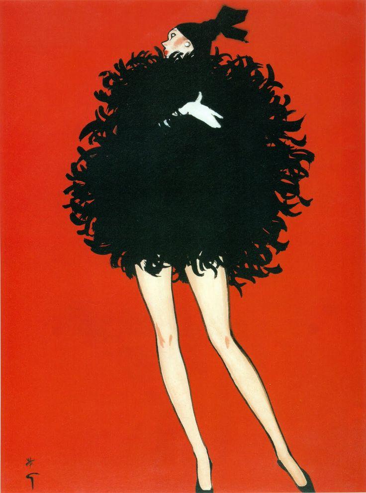 Fashion Illustration Legends - René Gruau