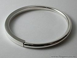 Silver bracelet   Kobi Bosshard