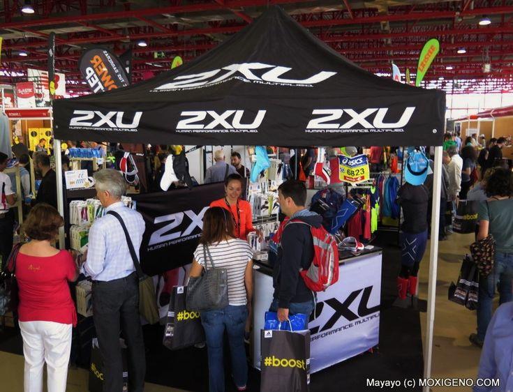 MARATON MADRID 2015 Ultima hora: Feria del corredor. Novedades running Adidas, New Balance,  Inov 8, 2XU y más…