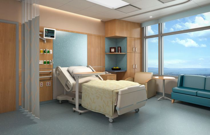 UCSF  new patient rooms - Google Search