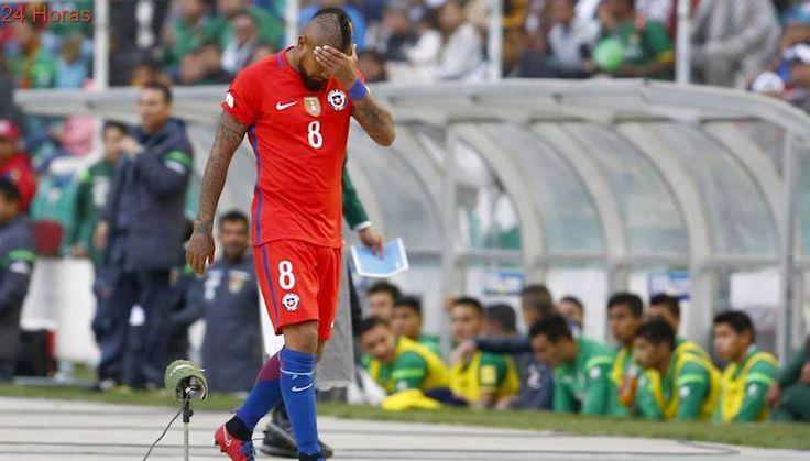 Ranking FIFA: Chile desciende y quedaría fuera para ser cabeza de serie en Rusia 2018