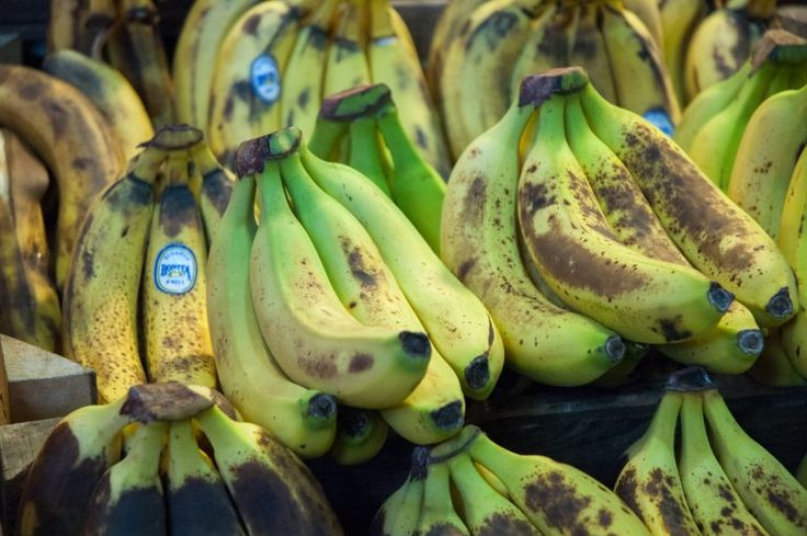 Pile of bananas