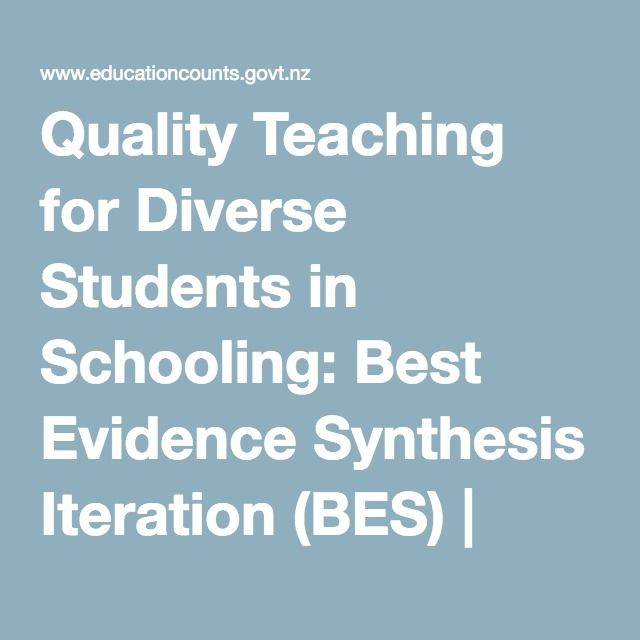 This resource links me to the 10 research-based characteristics of quality teaching. They are generic in that they reflect key principles  from research across all curriculum areas and for students across the range of schooling years.   How the principles apply in practice is dependent on the curriculum area, the experience, prior knowledge and needs of the learners in and any context.