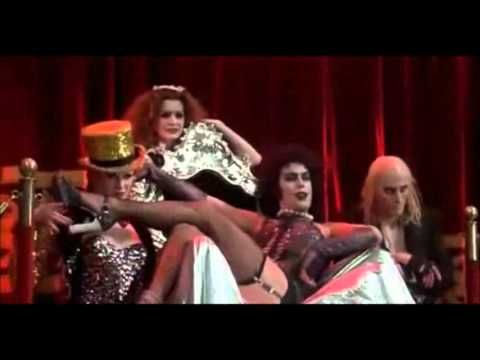 """Rocky horror picture show - Tim """"freaking hot"""" Curry - Sweet transvestite"""