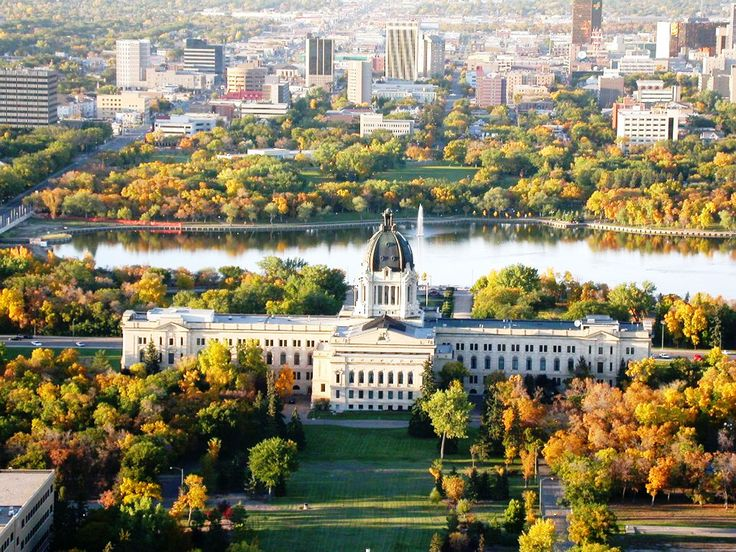 Regina, Saskatchewan, Canada. Making a quick 3 hour road trip here before we leave North Dakota next spring.