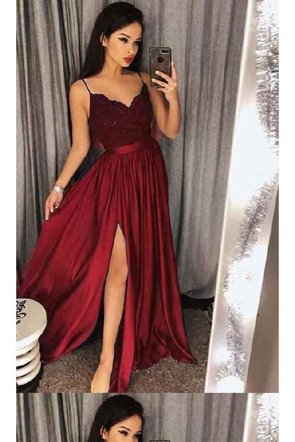 82bae84098 Customized Light 2019 Prom Dresses
