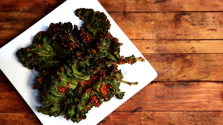 Raw. Vegan. Not Gross, hosted by Laura Miller, a chef with a mission to make raw, vegan food approachable and great-tasting. This week, she's showing you how to make kale chips. Check this recipe on alloverhealthy.com