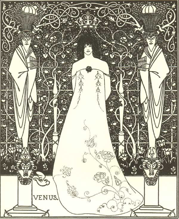 and of course there has to be an Aubrey Beardsley in here.