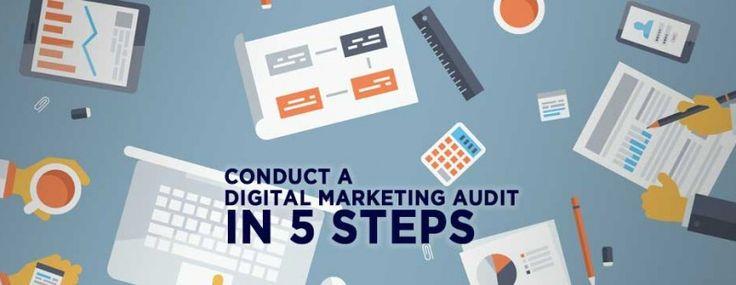 5 steps to audit your digital marketing strategy for 2015 #apow johanclaeys.com