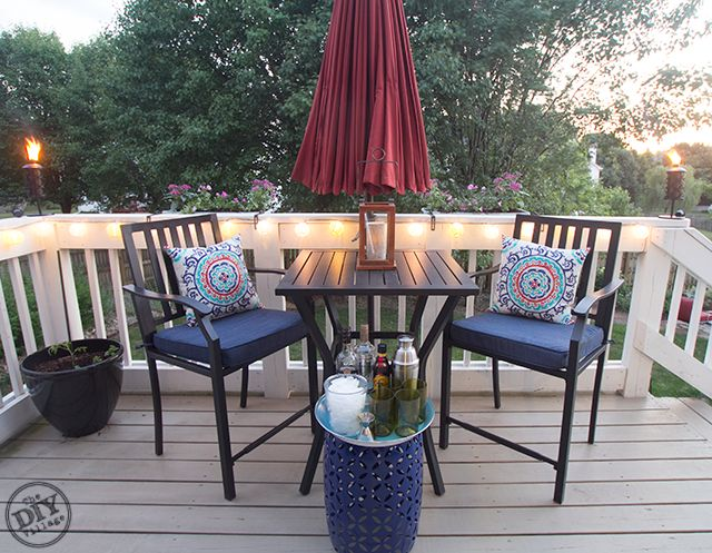Updating Your Outdoor Living Space on a Budget! – corinna smith