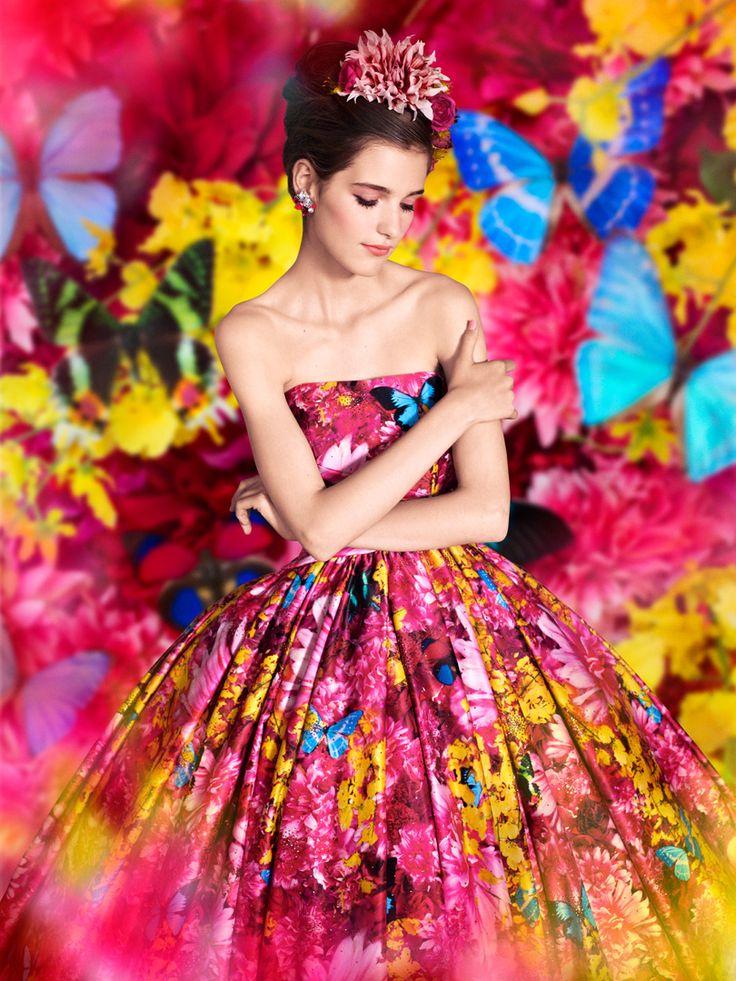 Wedding Dress 4th Collection | Mika Ninagawa Official Site