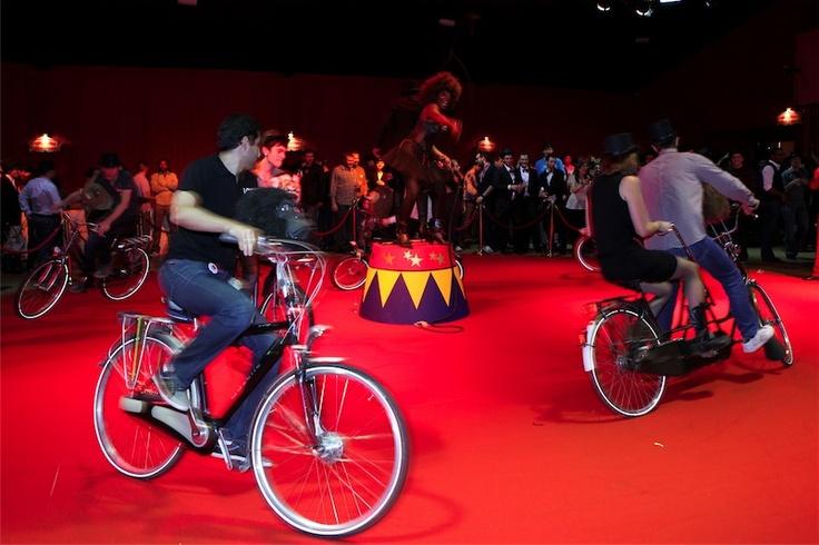 Ubisoft Magic Circus, Le Cirque d'Hiver - © Quentin Cherrier