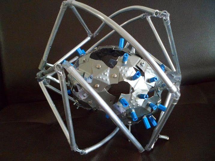 prototipo habitáculo 2 escala 1:50