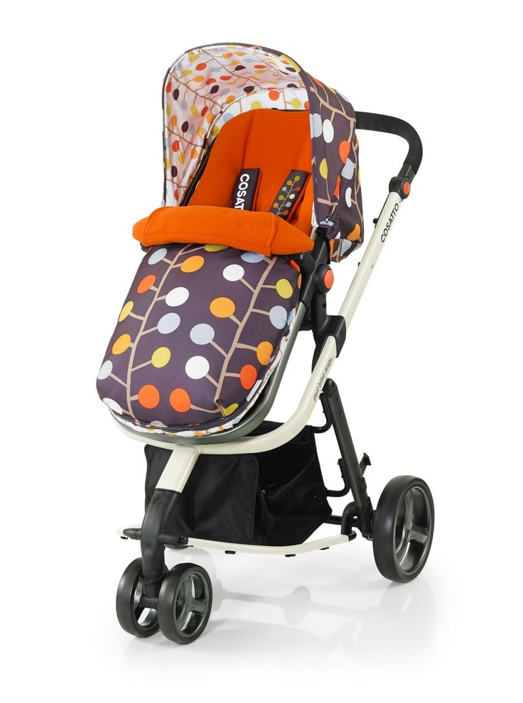 Cosatto Giggle 2 Travel System -Fable