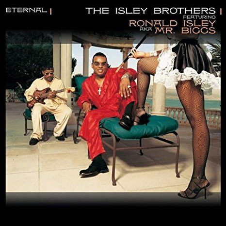 The Isley Brothers : Eternal CD