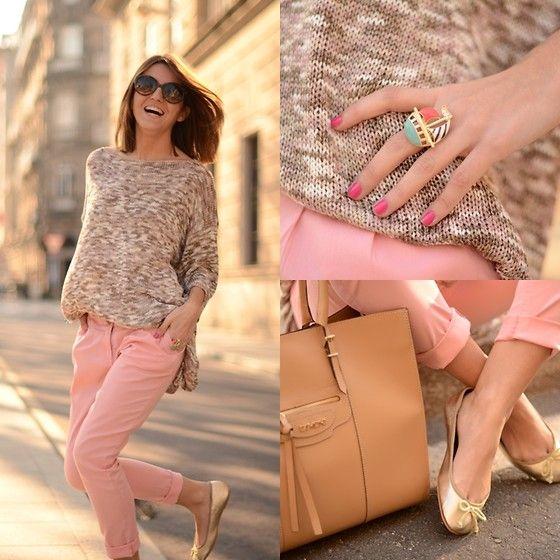 Sweet pastel  (by Alexandra Per) http://lookbook.nu/look/3204547-sweet-pastel