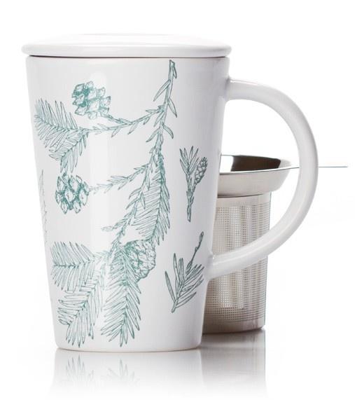 perfect tea mug by David's Tea