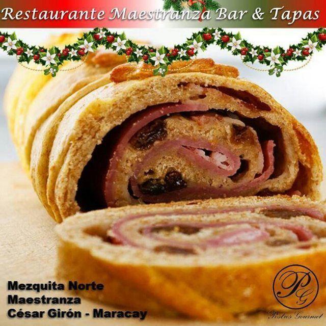 Encarga desde ya el Pan de Jamón de  @postresgourmet_vzla y deleitate.  Prueba nuestro Pan de Jamón y compártelo en casa con familiares y amigos pídelo en tu almuerzo navideño en nuestro restaurante.  Precios y Pedidos en: postresgourmetvzla@gmail.com.  Síguelos:  @postresgourmet_vzla @postresgourmet_vzla @postresgourmet_vzla.  #publicidad @publiciudadmcy.  #pandejamon #navidad #almuerzonavideño #pedidos  #cenadenavidad #almuerzo #cena #restaurante #eventos #corporativo #catering #familiar…
