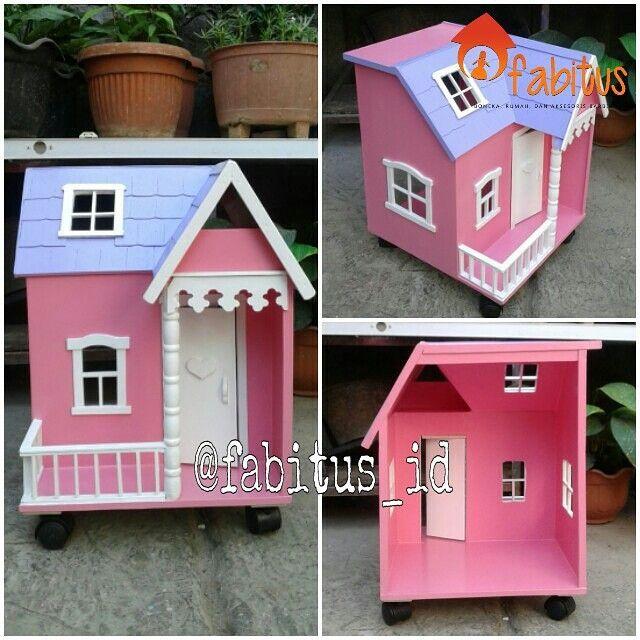 Rumah Barbie Fabitus