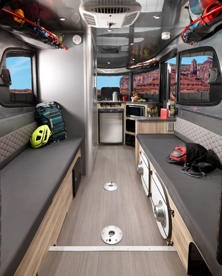 Photo 2 of 14 in Airstream's Basecamp Is a Lightweight Trailer Stuffed With Smart Travel Solutions - Dwell