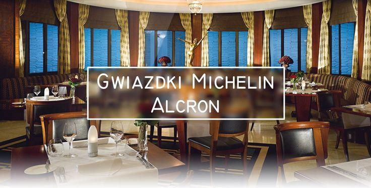 Alcron - czeska restauracja z gwiazdką