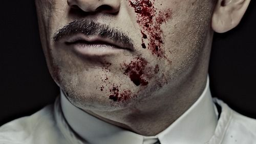 #theknick bloody and awesome!