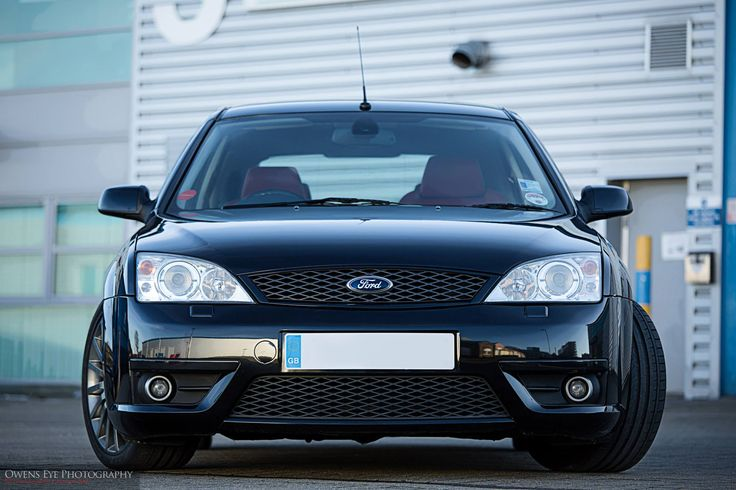 Black Amazing Ford Mondeo Mk3 St220  St  Rs 3 0 V6 5 Doors