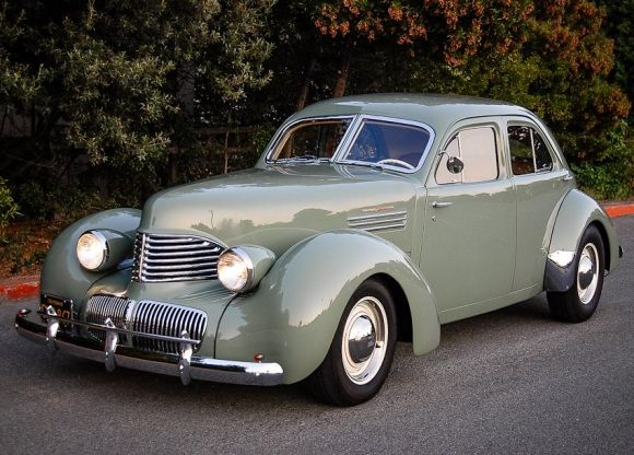 1941 Graham Hollywood Graham Paige Motors Detroit